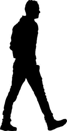 Free Image on Pixabay - Man, Walking, Street, Silhouette Person Silhouette, Silhouette Clip Art, Silhouette Images, Animal Silhouette, Person Outline, Old Man Walking, Poppy Drawing, Human Vector, Silhouettes
