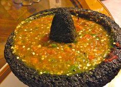 Recetas - SALSA DE CHILE CON XOCONOSTLE - La primera red social de comida mexicana