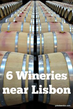 6 Wineries Near Lisbon For Wine Tastings And Winery Tours. Discover unique Portuguese wines and characterful wineries that range from traditional to ultra-modern and offer some extraordinary wine tasting experiences. Click to read more