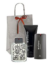 Presente Natura Urbano - Desodorante Colônia + Shampoo + Desodorante Spray + Embalagem