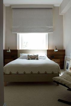 Kis hálószobák, stílusosan - otthonos