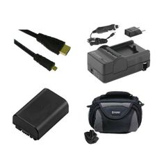 Sony HDR-CX430V Camcorder Accessory Kit includes: SDNPFV50NEW Battery, SDM-109 Charger, SDC-26 Case, HDMI6FMC AV & HDMI Cable Reviews - http://slrscameras.everythingreviews.net/10546/sony-hdr-cx430v-camcorder-accessory-kit-includes-sdnpfv50new-battery-sdm-109-charger-sdc-26-case-hdmi6fmc-av-hdmi-cable-reviews.html