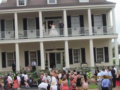 Fort Conde Inn Southern Wedding