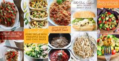7 Easy Dinners To Make This Week