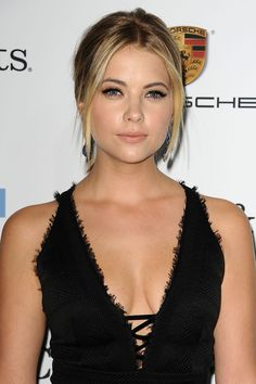 Ashley Benson at the 2014 Baby2Baby Gala at The Book Bindery on Nov. 8, 2014, in Culver City, California.  -Cosmopolitan.com