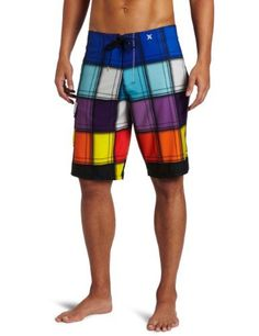 8b949b50c8 Hurley Mens Puerto Rico Road Phantom Boardshort by Hurley Click the Picture  to Read More!