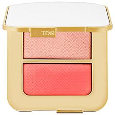 7993cde645 Shop TOM FORD's Sheer Cheek Duo at Sephora. This cheek duo features soft  highlighter and bold blush with a luxurious, light-reflective finish.