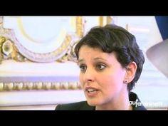 Politique - Najat Vallaud-Belkacem : Interview ministre droit des femmes - http://pouvoirpolitique.com/najat-vallaud-belkacem-interview-ministre-droit-des-femmes/