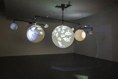 VOLTA NY: Katja Loher ceiling mobile