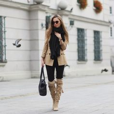 beige-blazer-with-tall-boot-fall-outfit-bmodish.jpg 649×650 pixels