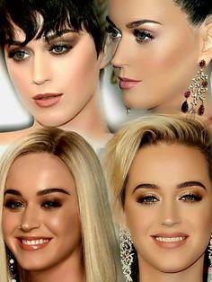 Katy looks beautiful!
