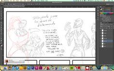 Consejos de dapz para el dibujante de hoy #1 :) Ya puedes descargar la primera temporada de Islamundo en http://www.islamundoelcomic.com
