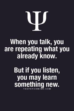 Learn and reapit listen and talk black trishul