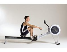 Yes, the rowing machine is one of my favorite places
