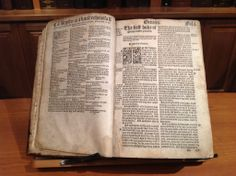 1551 Taverner - Tyndale Bible. Available at: GREATSITE.COM