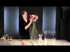 How to make - Urban Anthurium - movie how to make an anthurium arragement (flowers/bloemen) Stap voor stap. Nice! How to make yourself.