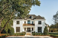 The modern farmhouse style is not only for interiors. It takes center stage on the exterior as well. The exterior of a home can often get overlooked, but as the first thing that welcomes both us and our guests. Exteriors are… Continue Reading →