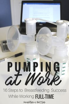 Pumping at work- How to successfully continue breastfeeding when you return from Maternity Leave. This will help you build up a freezer stash for baby! Great tips for those who plan to exclusively pump breast milk for baby! Breastfeeding Positions, Breastfeeding And Pumping, Pumping Schedule, Sleep Schedule, Pumping At Work, Breastmilk Storage Bags, Exclusively Pumping, Increase Milk Supply, Working Moms