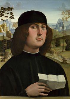 Bartolomeo Bianchini  perhaps about 1485-1500 artist: Francesco Francia
