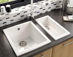 Reginox rl401cb 15 bowl black ceramic kitchen sink with waste onyx 10b ceramic sink astracast 25953 workwithnaturefo