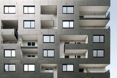 Metal facade 2