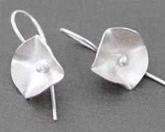 Amy Madden poppy earrings