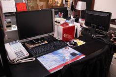 RCT公司 整齊辦公桌