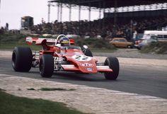"Ronnie Peterson - March 722 Cosworth BDF - STP March Engineering - XXVII B.A.R.C. ""200"" 1972 - II Jochen Rindt Memorial Trophy - European F2 Championship, Round 2 - John Player British F2 Championship, Round 3"