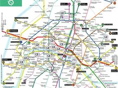 Famous Movie Locations in Paris  - Created on Tactilize
