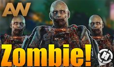 "Call of Duty: Advanced Warfare ""ZOMBIE Gameplay"" - Exo-Zombies (COD AW Z..."
