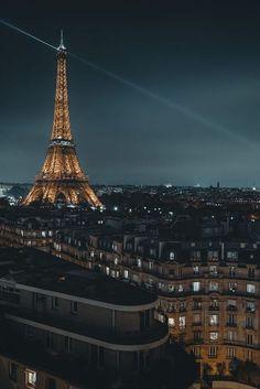 Eiffel Tower At Night, Paris Eiffel Tower, Tour Eiffel, Paris Images, Paris Pictures, City Aesthetic, Travel Aesthetic, Paris Photography, Travel Photography