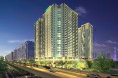 Eco-Green City áp dụng các công nghệ xây dựng tiên tiến