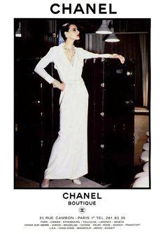 Chanel, Ines de la Fressange