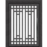 Pivot Doors - WRIGHT design - to replace front french doors Grill Gate Design, Window Grill Design Modern, Balcony Grill Design, Wooden Front Door Design, Door Gate Design, House Front Design, Interior Stair Railing, Patio Railing, Debloquer Iphone