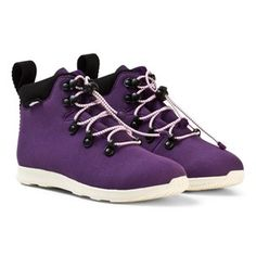 Native Purple Apex Water Repellent Boots 5252