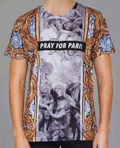 Pray For Paris Tee