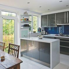 Kücheneinrichtung U2013 Geschmackvolle Einrichtungsideen Für Die Küche