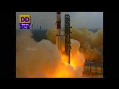 India Mars Probe Mangalyaan Blasts Off