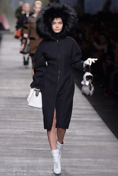 FENDI MILAN FALL 2014 READY TO WEAR