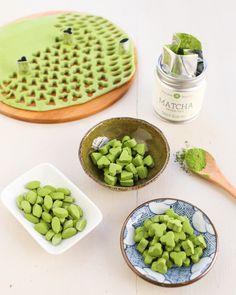 Thirsty For Tea Lemon Matcha Mints Green Tea Dessert, Matcha Dessert, Green Tea Recipes, Mint Recipes, Veg Recipes, Snack Recipes, Healthy Recipes, Green Tea Ice Cream, Matcha Smoothie