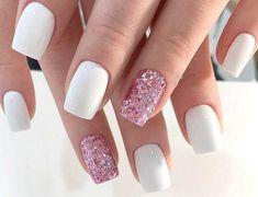 Trendy White Acrylic Nails 600x460.jpg