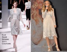 sarah jessica parker in elie saab - Google Search