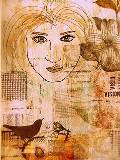 Bastelmania: A face and more
