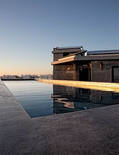 The coolest pool in Portugal? Peniche Surf Lodge