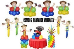 Resultado de imagen para fiesta tematica vallenata