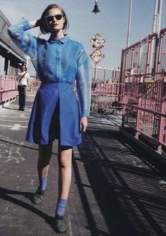 Brooklyn Daze Katie Fogarty by Bec Lorrimer for Yen #63