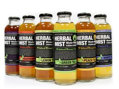 Herbal Mist Iced Tea (Concept) on Packaging of the World - Creative Package Design Gallery