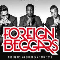 Foreign Beggars Mix (2013)