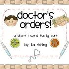 This is a word sort for short I word families. Your students will be able to recognize patterns in words and work on decoding as they read the shor...