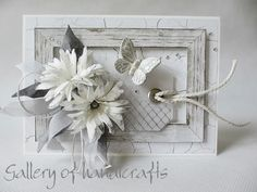 Gallery of handicrafts, Card for male